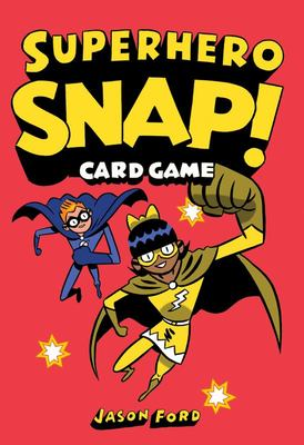 Superhero Snap!: Card Game