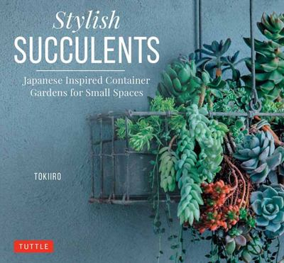 Stylish Succulents: Exquisite Japanese Inspired Container Gardens