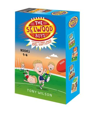 The Selwood Boys Box Set (Books 1-4)