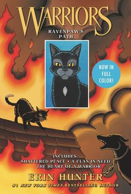 Ravenpaw's Path (Warriors Manga Series Bindup)