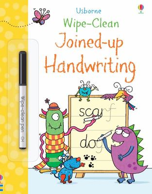 Wipe-Clean Joined up Handwriting