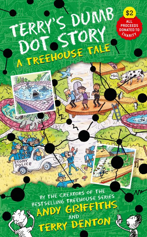 Terry's Dumb Dot Story: A Treehouse Tale