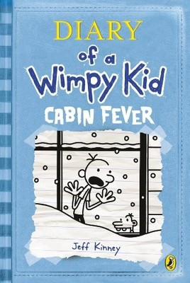 Cabin Fever (#6 Diary of a Wimpy Kid)