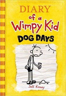 Diary of a Wimpy Kid : Dog Days (#4)