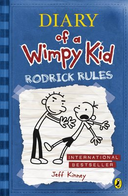 Diary of a Wimpy Kid : Rodrick Rules (#2)
