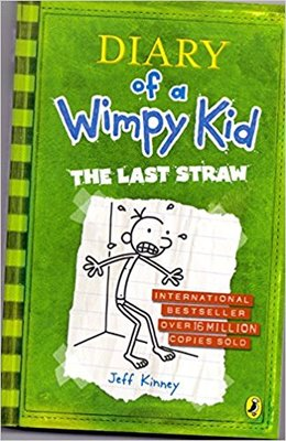 Diary of a Wimpy Kid : The Last Straw (#3)