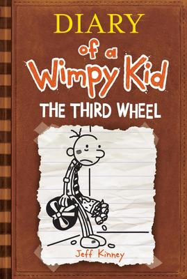 Diary of a wimpy kid : The third wheel (#7)