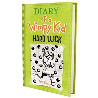 Diary of a Wimpy Kid : Hard Luck (#8)