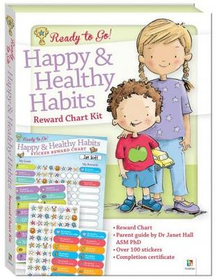 Ready to Go Healthy Happy Habits