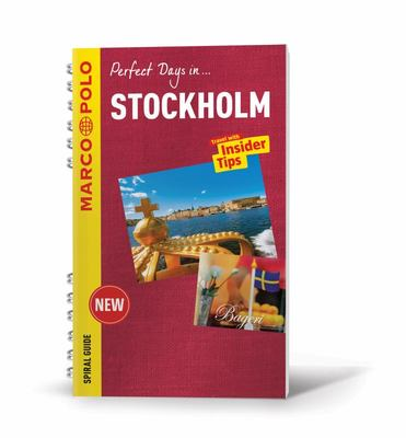 Stockholm Marco Polo Spiral Guide