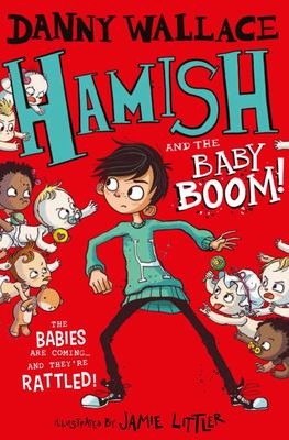 Hamish and the Baby BOOM (Hamish #4)