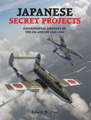 Japanese Secret Projects