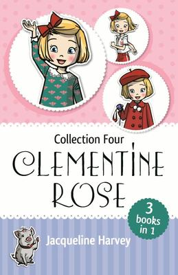 Clementine Rose Collection Four (Bind-up #4)