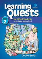 Learning Quests for Gifted Students Bk 2 (Junior)