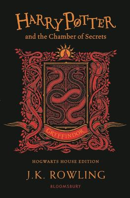 Harry Potter and the Chamber of Secrets (Gryffindor Edition #2 PB)