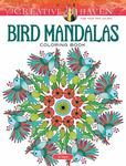 Creative Haven Bird Mandalas Coloring Book