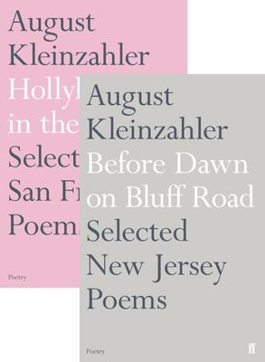 Before Dawn on Bluff Road / Hollyhocks in the Fog - Selected New Jersey Poems / Selected San Francisco Poems