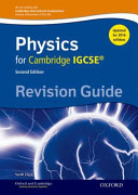 Complete Physics for Cambridge IGCSE Revision Guide 3rd edition