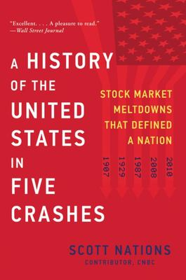 A History of the United States in Five Crashes - Stock Market Meltdowns That Defined a Nation