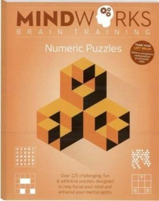 Mindworks Brain Training Numeric Puzzle