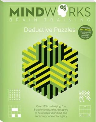 MINDWORKS BRAIN TRAINING  DEDUCTIVE PUZZLES