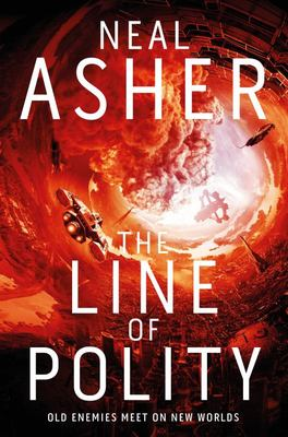 The Line of Polity (Agent Cormac #2)