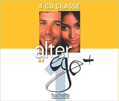 Alter Ego + 1 A1>A2 CD audio classe (4)