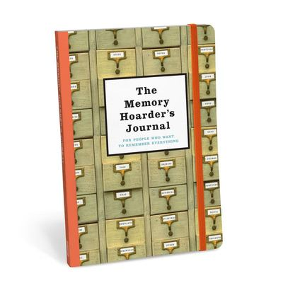 Memory Hoarder Specialty Journal