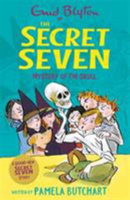 Secret Seven: Mystery of the Skull (#16)