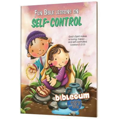 Bible Gum Series Self-Control