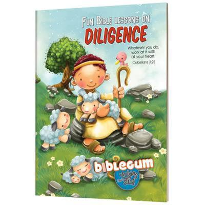 Bible Gum Series Diligence