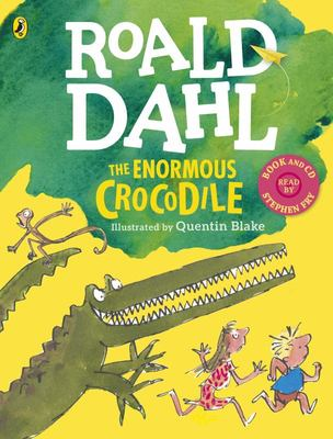 The Enormous Crocodile (Book & CD)