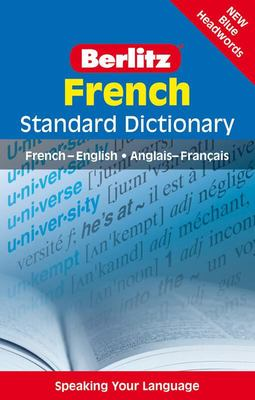French Standard Dictionary French-English