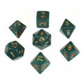 Opaque Dusty Green/Copper Die Set