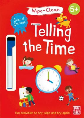 Telling the Time - Wipe-Clean