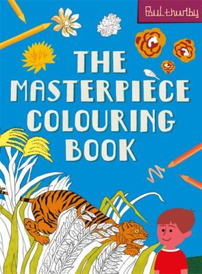 The Masterpiece Colouring Book