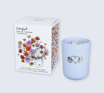 Love Meredith Candle: Comfort