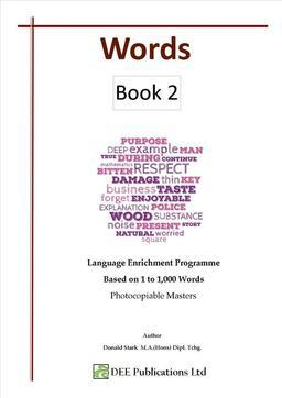 Words Book 2 Photocopiable Masters & Answers