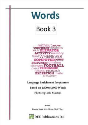 Words Book 3 Photocopiable Masters & Answers