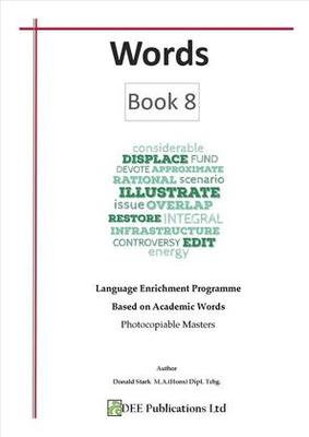 Words Book 8 Photocopiable Masters & Answers