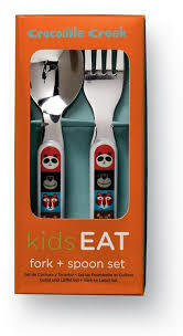 Jungle Jamboree Cutlery Set