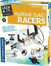 Rubber Band Racers 550020