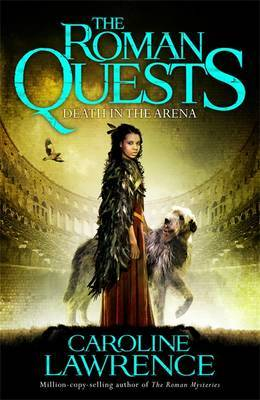 Death in the Arena (Roman Quests 03)