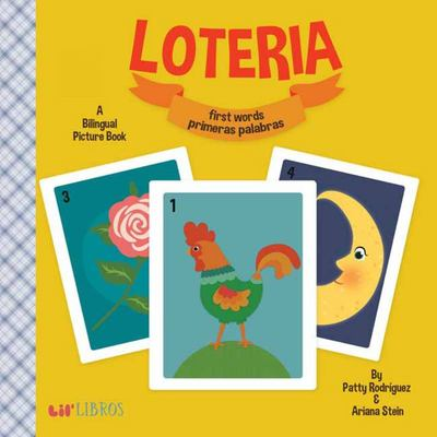 Loteria / LotteryFirst Words / Primeras Palabras