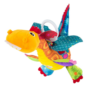 Clip and Go Flying Flynn the Dragon