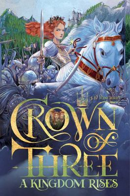 A Kingdom Rises (Crown of Three #3)