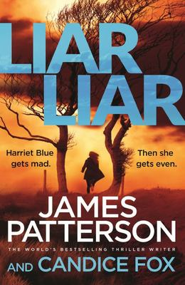 Liar Liar - (Harriet Blue #3)