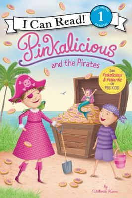 Pinkalicious and the Pirates (Pinkalicious: I Can Read Level 1)