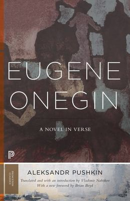 Eugene Onegin - A Novel in Verse