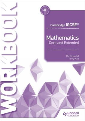 Cambridge IGCSE Mathematics Core and Extended Workbook 4th Edition
